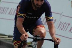 Romanian Eduard Grosu