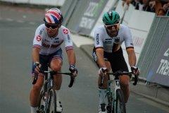 Mark Cavendish & Michael Schwarzmann