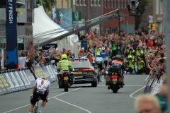 Pascal Ackermann accepts 3rd place