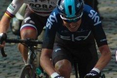 Luke Rowe & Peter Sagan