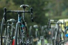 Bikes and bikes and bikes