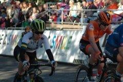 Amanda Spratt & Anna van der Breggen