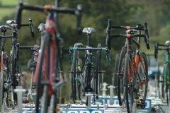 Team bikes